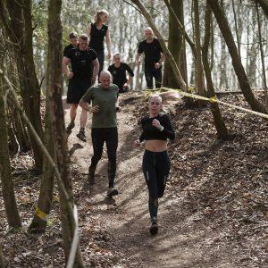 Strong Viking Trail Run in België