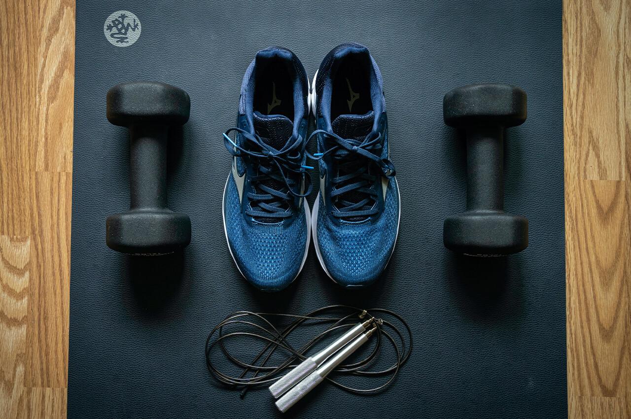 Hoe blijf je fit met al het thuiswerken?