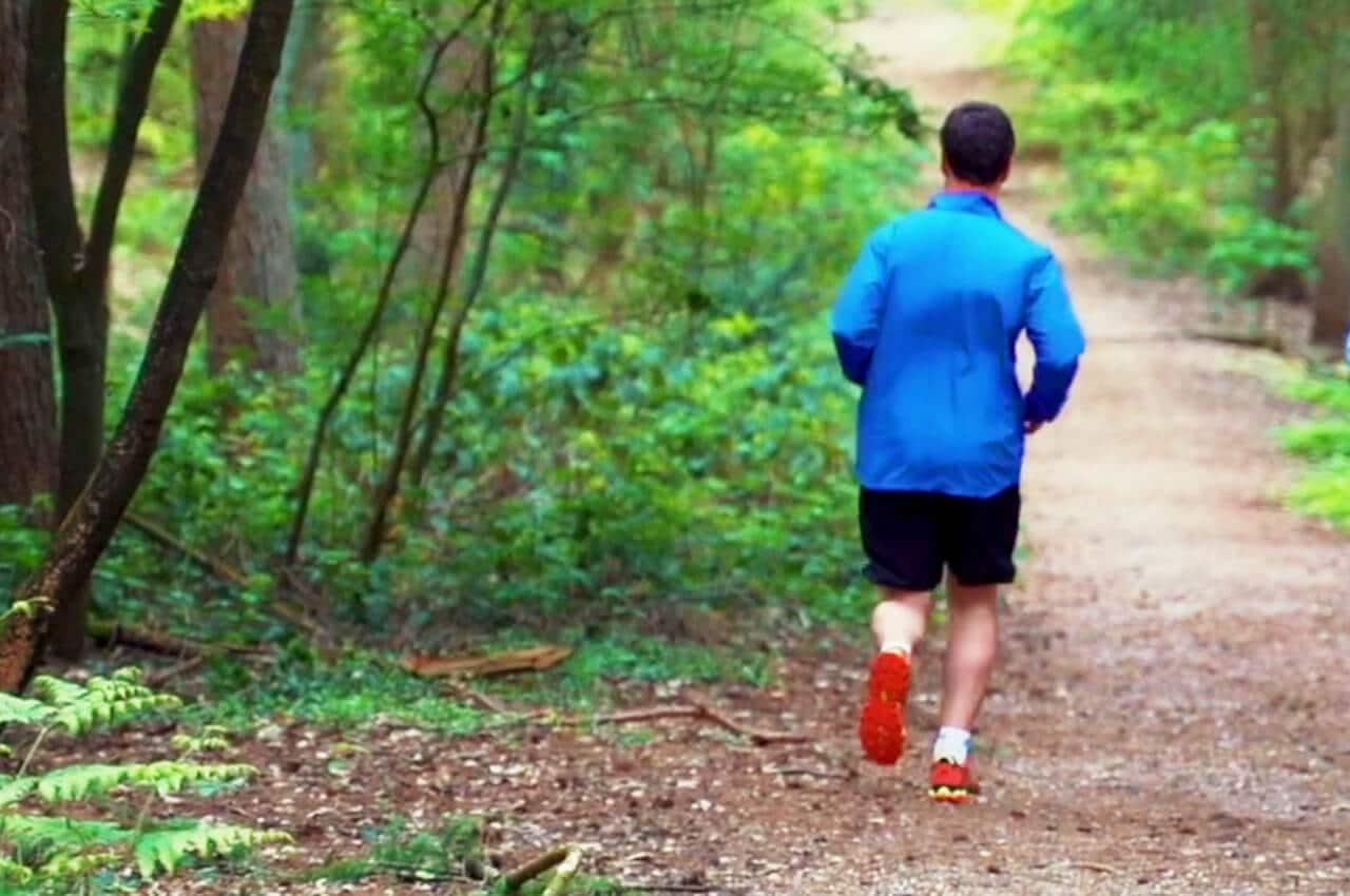 Tips om bergaf te lopen tijdens je trailruns