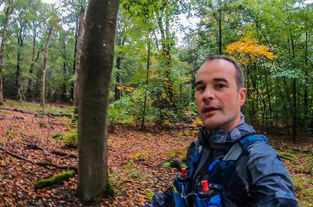 Trailrunverslag van de Austerlitz Trail van 35 kilometer