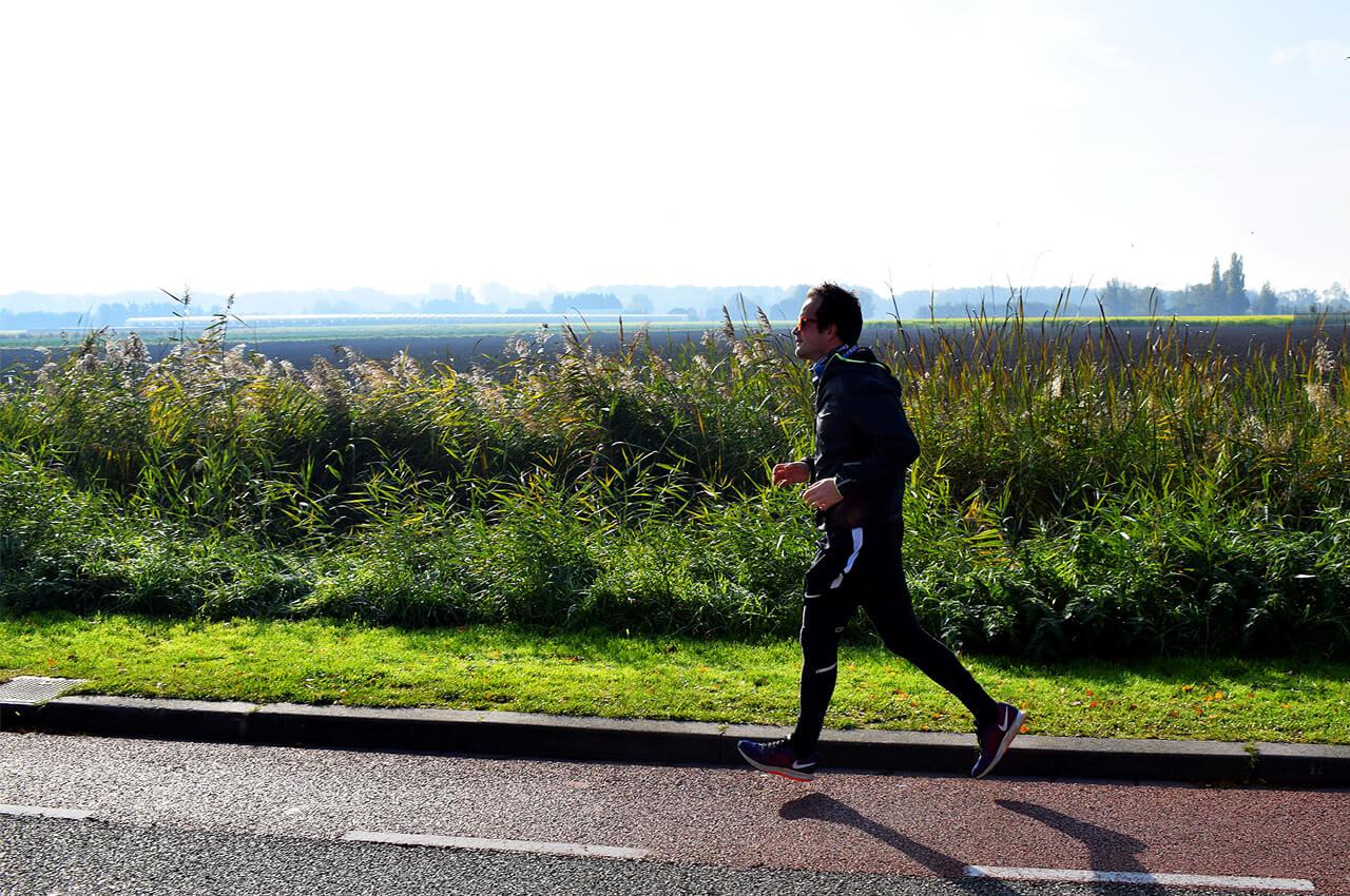 Mijn trainingsschema richting de marathon van Rotterdam