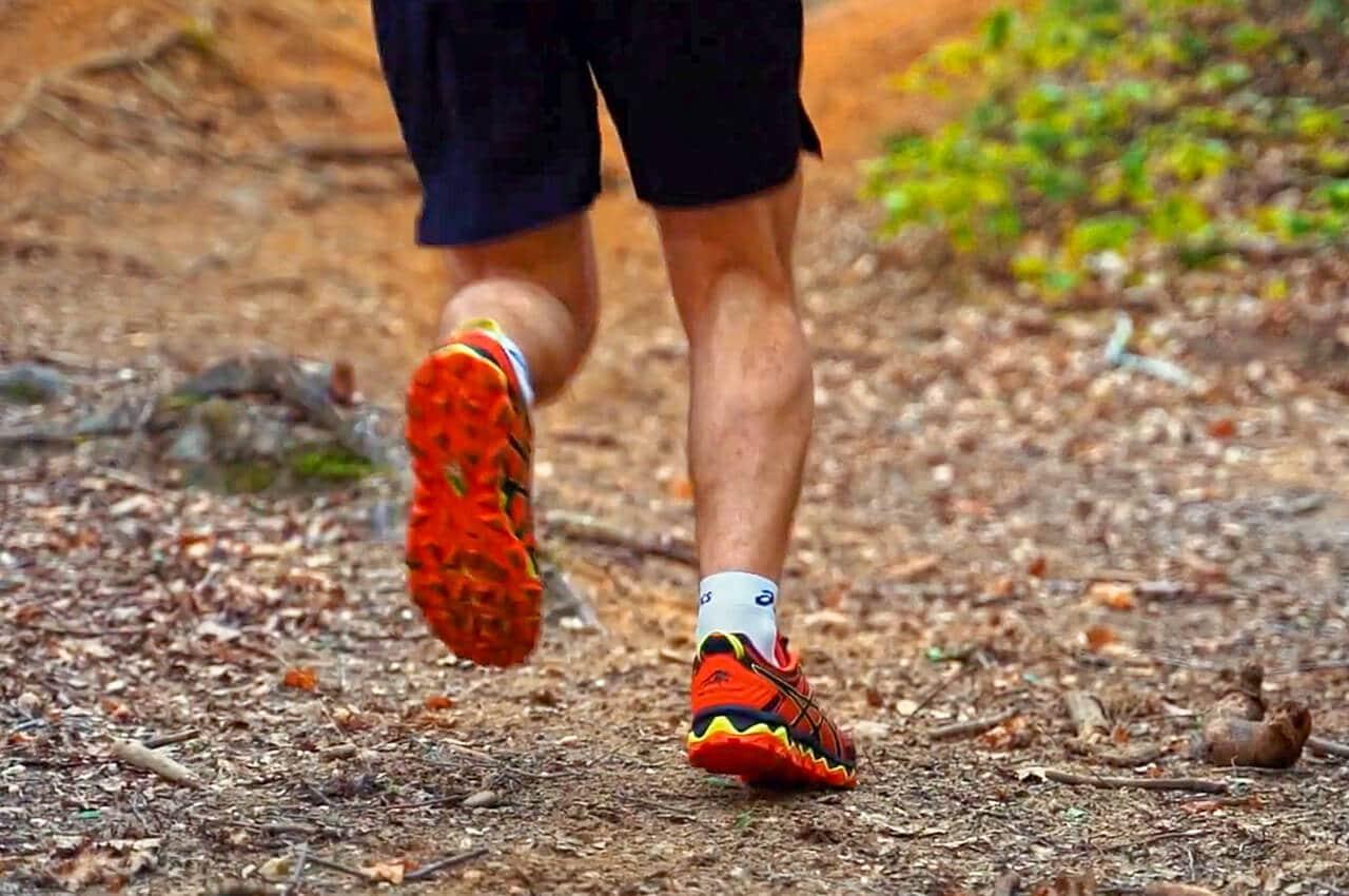 trainingsschema voor een 25 km trailrun