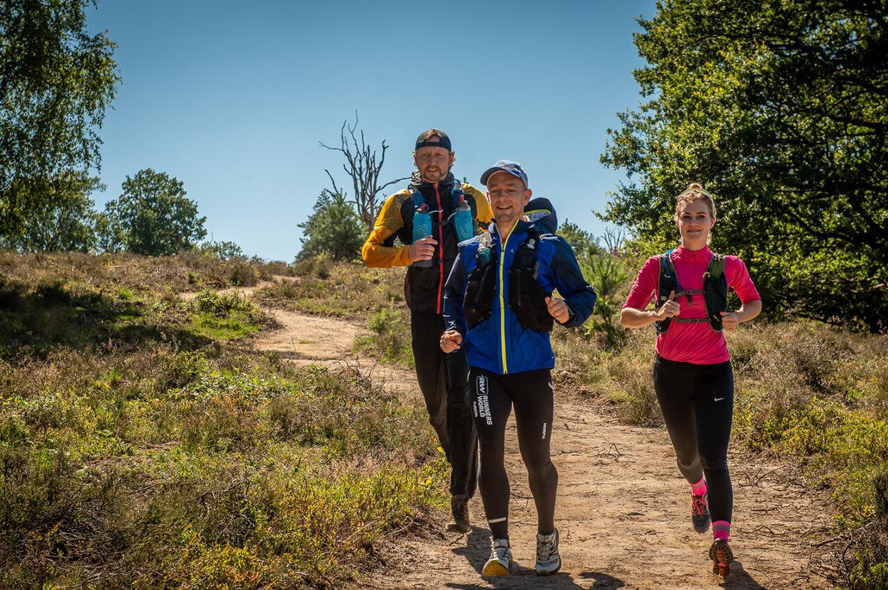 Veluwe Wintertrekking - Trailkalender