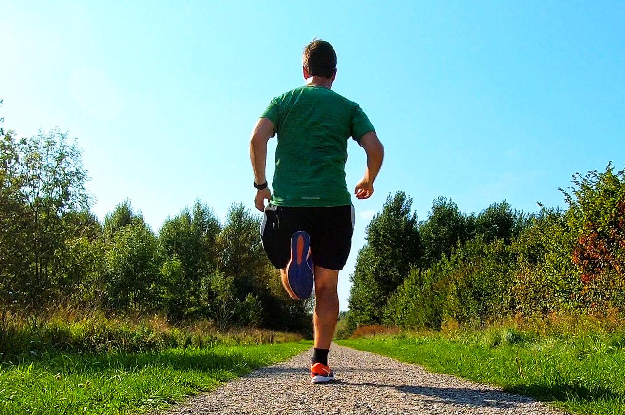 Vermoeide benen tijdens en na het hardlopen