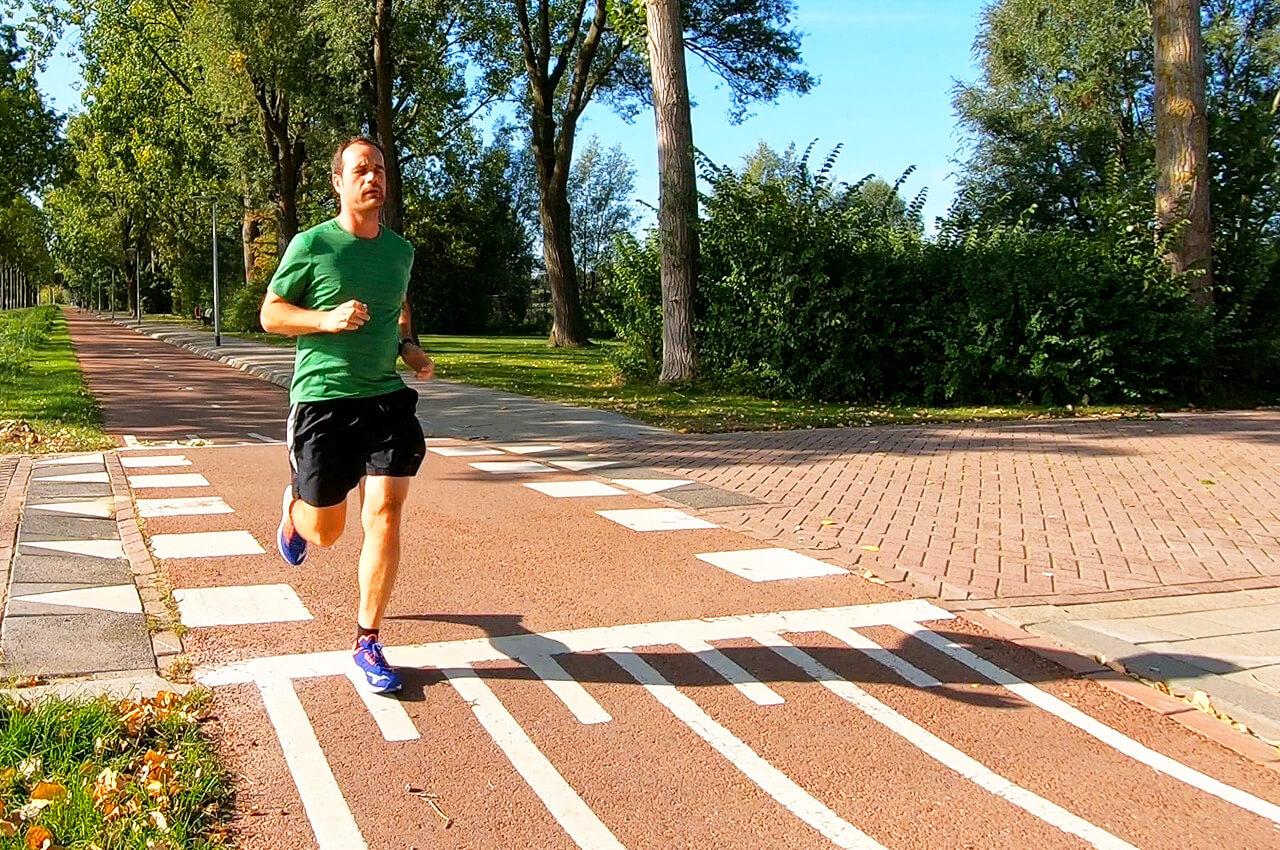 Verzuring van de benen tijdens het hardlopen