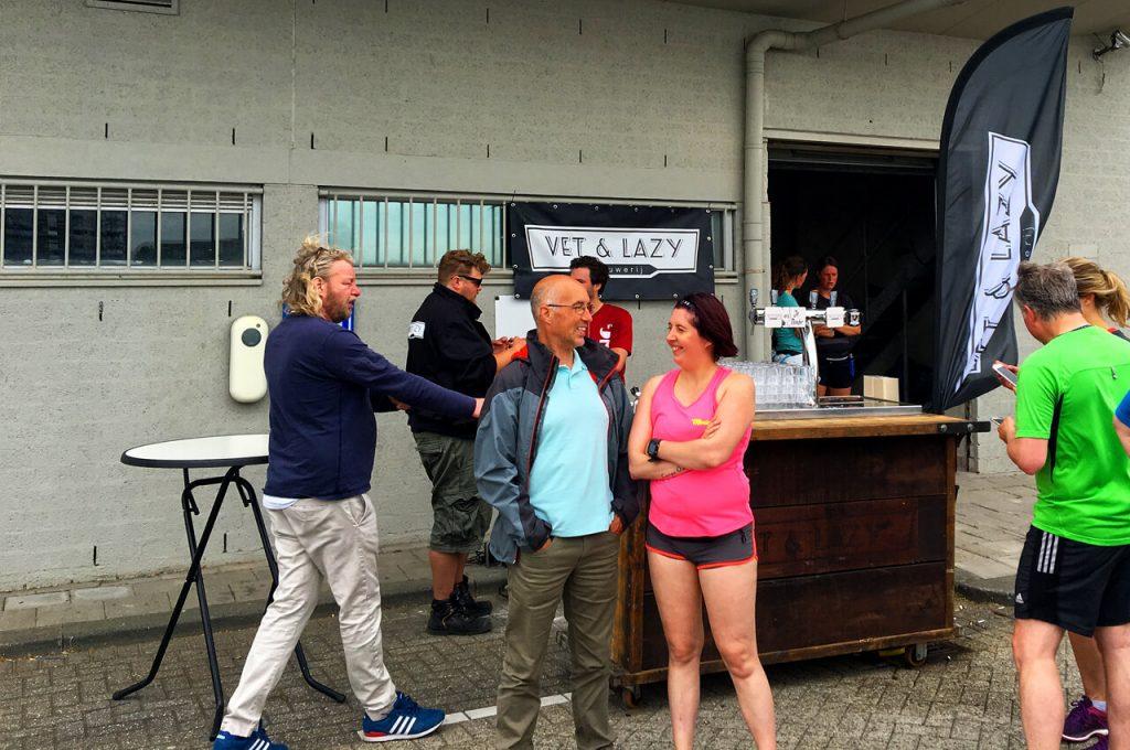 Tweede brouwerij bij de run: Vet & Lazy