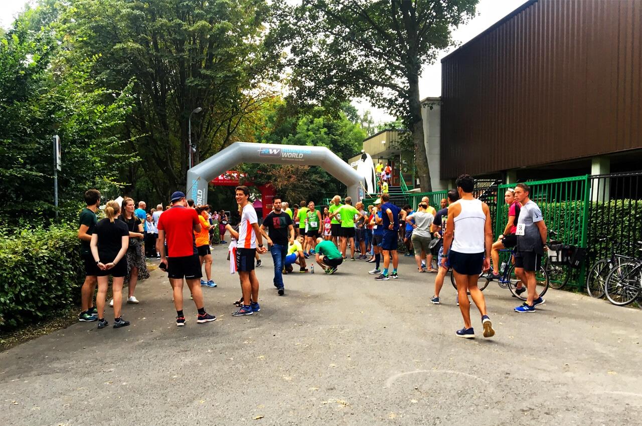 Wedstrijdverslag Molenweiloop 2019 - 5 kilometer in Heerjansdam